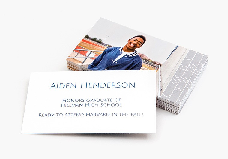 Senior Photo Announcements And Rep Cards Nations Lab Card Templates Free